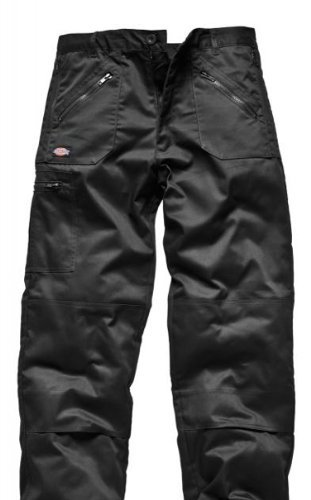 wwk-mens-dickies-work-trousers-wd814-in-black-navy-blue-redhawk-short-leg-34-waist-short-leg-black