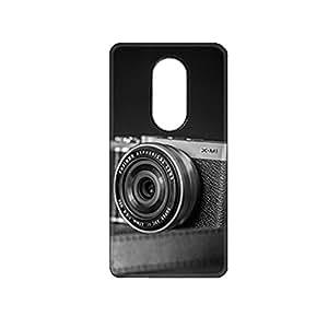 Vibhar printed case back cover for Moto X Play CameraStrap