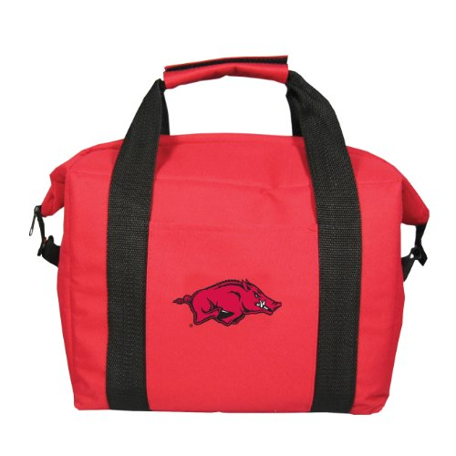 kolder-086867001541-arkansas-universit-de-razorbacks-12-pk-cooler-ncaa
