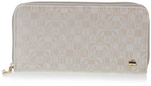 La Bagagerie - Portafogli, Donna, Beige (Beige (Taupe)), Taglia unica