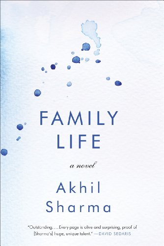 Family Life: A Novel [SIGNED]