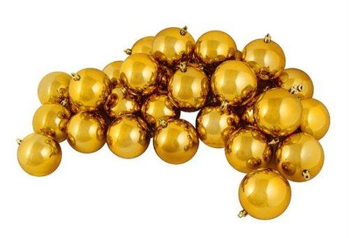 The Light Garden Wrbergld24 Gold Berry Lighted Wreath