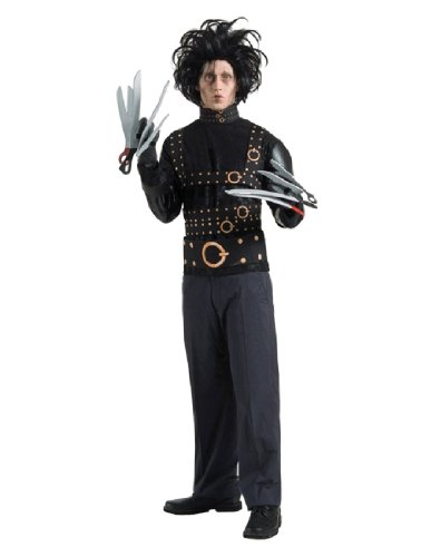 Rubies Costume Company Mens Edward Scissorhands Adult Costume
