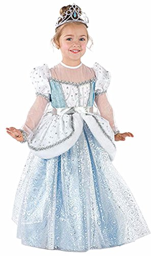 Kids Children Girls Cinderella Princess Palace Outfit