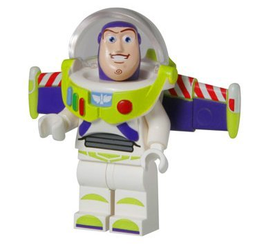 Buzz Lightyear - LEGO Toy Story Minifigure Amazon.com