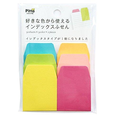 クラスタージャパン 好きな色から使えるインデックスふせん ネオン C-SIF-02