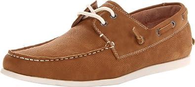 Madden Men's M-Gameon Slip-On Loafer,Cognac,7 M US
