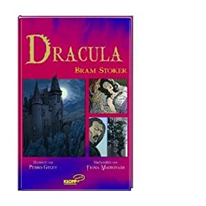 eBook Cover für  Dracula Nacherz xE4 hlt Klassiker Comics