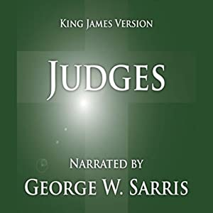 The Holy Bible - KJV: Judges Audiobook