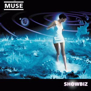 Original album cover of Showbiz by MUSE