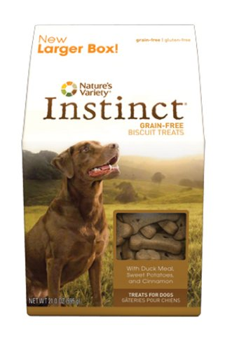 Instinct Grain-Free Duck Meal, Sweet Potato and