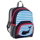 Step by Step Junior Kindergartenrucksack Dressy Blue Whale blue whale