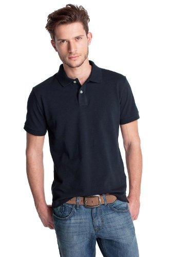 Esprit N32675 Polo Shirt Men's T-Shirt 472 Admiral