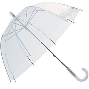 RainStoppers W103CHDOME 34-Inch Children's Plastic Umbrella