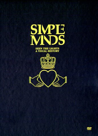 Simple Minds - Simple Minds - Seen the Lights: A Visual History (2 DVDs) - Zortam Music