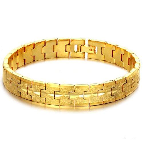 MiniBlue Plating 18K Gold Elegant Lady Bracelet
