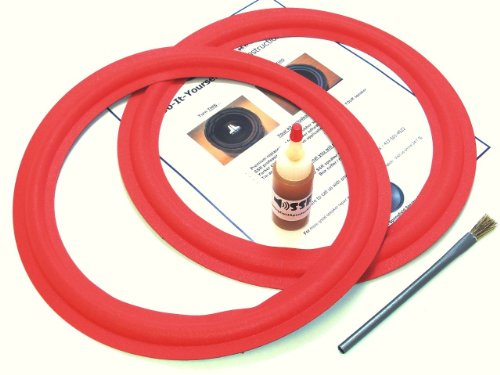 "Cerwin Vega 12"" Speaker Foam Surround Repair Kit - 12 Inch"