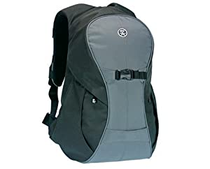 Crumpler THE WHICKEY AND COX Camera Backpack (Gun Metal/Grey)
