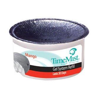 TimeMist Gel Cup Refills Mango 2.75dia Fragrance Cup - 12 fragrance cup refills.