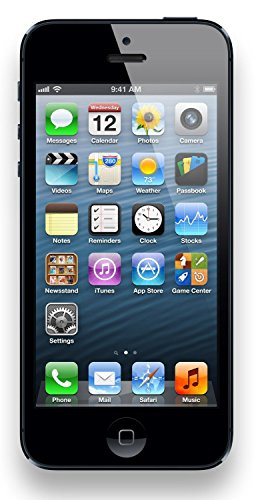 Apple iPhone 5 16GB - Unlocked - Black (Certified Refurbished)