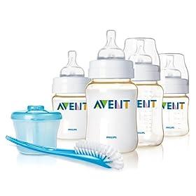 Philips Avent Infant Bottle Starter Set, BPA Free
