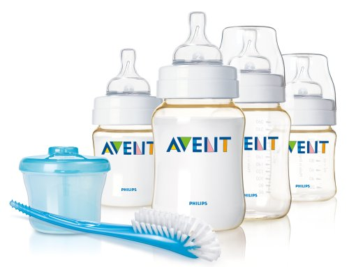 Philips Avent Bpa Free Infant Bottle Starter Set