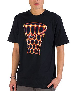 Nike men 39 s net tee athletic shirt basketball for Big and tall athletic shirts