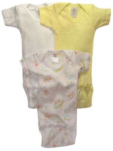 Tic Tac Toe 3-Pack of Short Sleeve Onezie Bodysuits by Daydreamers - Buy Tic Tac Toe 3-Pack of Short Sleeve Onezie Bodysuits by Daydreamers - Purchase Tic Tac Toe 3-Pack of Short Sleeve Onezie Bodysuits by Daydreamers (Daydreamers, Daydreamers Apparel, Daydreamers Toddler Girls Apparel, Apparel, Departments, Kids & Baby, Infants & Toddlers, Girls, Shirts & Body Suits, Body Suits)