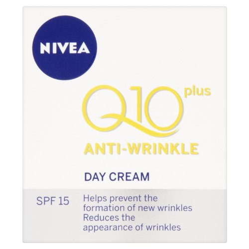 Nivea Visage Anti-Falten Q10 Plus Tagespflege, 50ml