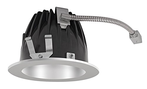 Rab Lighting Ndled6R-50Yy-M-S Led Trim Mod 6 Round 27K Led 50-Degree Matte Cone Silver Ring