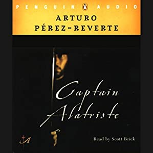 Captain Alatriste Audiobook