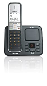 Philips SE5651B/05 DECT Phone with Digital Answerphone, XHD Sound and Low Energy Usage
