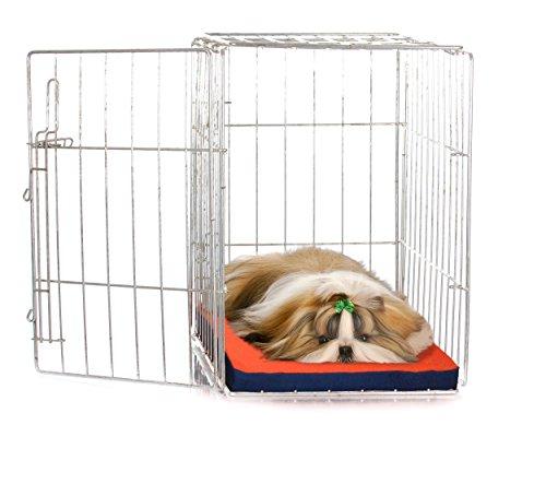 FurHaven-NAP-Pet-Bed-Crate-or-Kennel-Pad-Dog-Bed-Water-resistant-Outdoor-Indoor