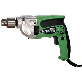 Hitachi D10VG 9 Amp 3/8-Inch Drill