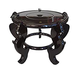 Feng Shui Import High Quality Fishbowl Stand - Size 9.5\