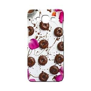 BLUEDIO Designer 3D Printed Back case cover for Samsung Galaxy A3 - G4558