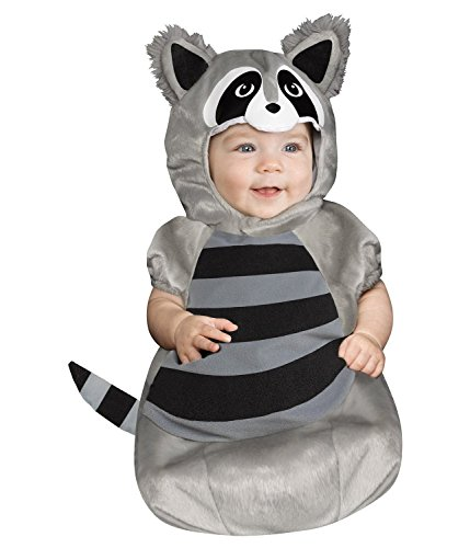 Raccoon Bunting Infant Costume