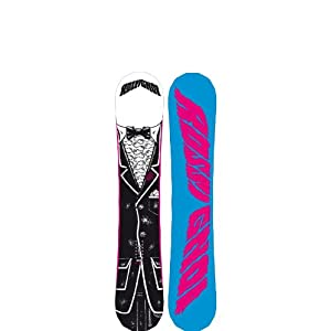 Rossignol JDub Magne Traction MT Snowboard 161 (161)