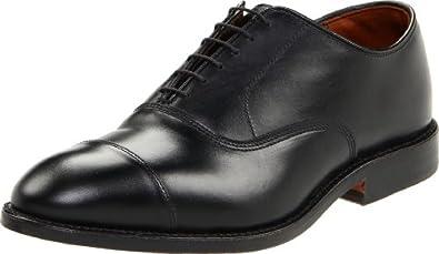 Allen Edmonds Mens Park Avenue Black Calf Oxford - 6 D