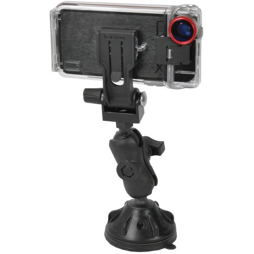 Optrix Suction Cup Mount By Ram For Iphone 5 Series Cases