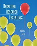 img - for Marketing Research Essentials book / textbook / text book