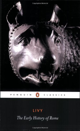 livy the rise of rome The historian's huge work, written between 20 bc and ad 17, ran to 12 books, beginning with rome's founding in 753 bc and coming down to livy's own lifetime (9 bc.