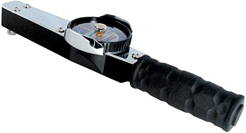 """Micro-Adjustable Torque Wrench 3//8/"""" Drive CDI Single Scale 10-80 Ft Lb"""