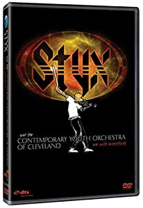 Styx and the Contemporary Youth Orchestra of Cleveland: One With Everything
