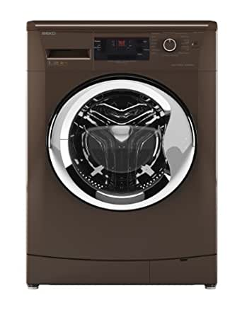Beko WMB 71443 PTECT Waschmaschine FL / A+++ / 171 kWh/Jahr / 1400 UpM / 7 kg / 9020 L/Jahr / schokolade