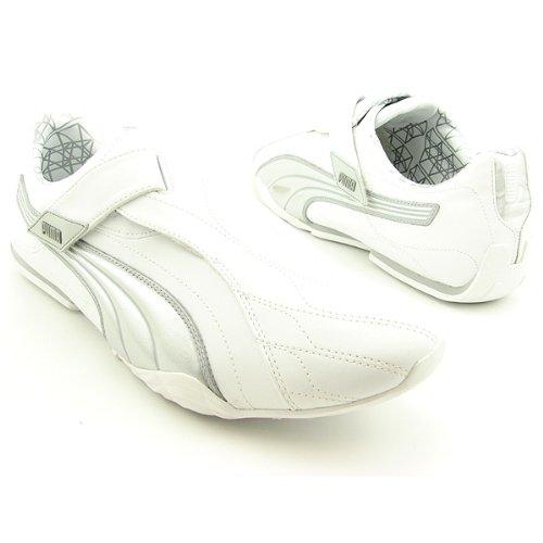tennis ryu v x white velcro shoes mens 12 11 uk