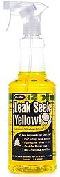 ComStar 90-204 Leak Seek Gas Leak Detector, 1 quart Spray, Fluorescent Yellow