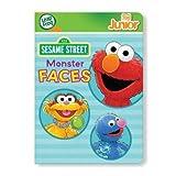 LeapFrog Tag Junior Software Sesame Street Monster Faces
