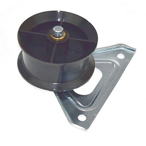 ufixt-174-recambio-disco-cinturon-soporte-de-rueda-jockey-tension-polea-para-secadoras-hotpoint-inde