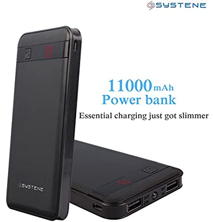 Systene 11000mAh Power Bank